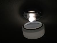 曇りガラス付きカバーのある天井白熱灯(横向き)を人感センサー付きLED電球に変えられますか? カバー付きや横向きなど人感センサーの機能が働きにくい状態と考えられますが何か良い知恵を持っている方有ればアド...