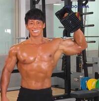 横川さんが持っているダンベルの名称分かる方いれば教えて下さい