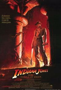 「インディジョーンズ魔宮の伝説」1984年で 気味の悪かったもの、場面を 3つ挙げるとすれば 何を選びますか?