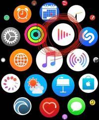 Apple Watchの文字盤に、コンプリケーションで「再生中」に一発でアクセスできるやつは入れれないのですか?
