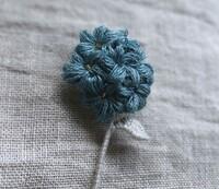 この刺繍糸はどのメーカーの何番でしょうか?