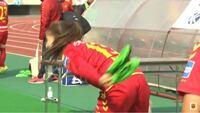 女子サッカーの仲田歩夢選手は少し動いたり屈んだりしたらパンツが食い込むみたいで頻繁に尻を引っ張っていますが大人の女という自覚はあるのでしょうか?