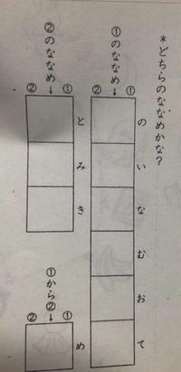 小学一年生の冬休みの宿題です。 意味がわかりません。 わかる方いますか?