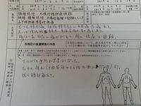 後遺障害認定について 6月に交通事故に遭い、12月19日に症状固定になりました。  首の痛み、右手小指に痺れが残ってしまい後遺障害診断書を先生に書いていただきました。 MRIでは頸部C6 C7狭小化の診断を受けていましたが後遺障害診断書の他覚症状欄にその事が書かれていませんでした。  客観的に見てこの後遺障害診断書で認定を受けることはできるのでしょうか?