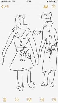 23区のコート 5年くらい前に買ったコートなのですが、盗難にあい手放してしまいました。着るだけで良い女度が上がったコートなのでもう一度購入したいのですが型番がわかりません。店舗にも行 ってみたのですが同じデザインは見つからず、、です。 特徴は色はブラックで、ウールの素材、腰に同じ素材のベルトがついており、トレンチ風とタートルネック風?のツーウェイで使えるものでした。下手ですがイラスト参照...