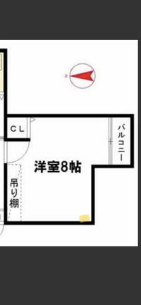 部屋のレイアウトについてです。 このお部屋に40インチテレビ、シングルベッド、こたつを置く場合、どのように置くのが部屋が窮屈にならないでしょうか。 黄色の部分がテレビジャックです。 2人がけソファを置くのは厳しいですよね?