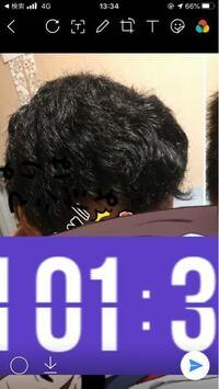 僕は天パなのですが、今はもっとまっすぐです(縮毛してるから)けど縮毛やめようと思ってて1回坊主にして全部新しい髪の毛をはやして伸ばしたら今の画像みたいになると思うのですが、この髪型を伸ばし続けてオス...