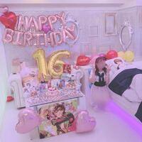 今度ラブホで本人不在の生誕祭をするのですが、このようなホテルって大阪か三ノ宮、神戸あたりにありますか??調べてもあまり見つからなくて…(画像ゆめぴりりさんからお借りしました!)