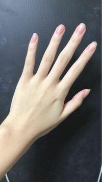 この手って手のモデルに向いると思いますか