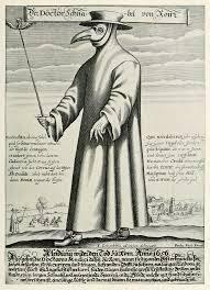 中世ヨーロッパのペスト対策マスクが怖すぎる件 中世のペスト医師の格好が怖い( ;∀;)