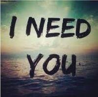 """I need you""で思い浮かぶオススメの1曲を教えてください。 . 曲の年代やジャンル等は問いません。  【例】 中森明菜「Two of Hearts」 https://www.youtube.com/watch?v=kmknryfyw58  I, I-I, I-I, I need, I..."