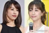 加藤綾子と田中みな実でどっち派ですか?