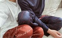 このパジャマ?ルームウェア?がどこのものか分かる方いますか?