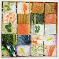 大阪寿司(箱寿司)こんなお寿司はお好き?