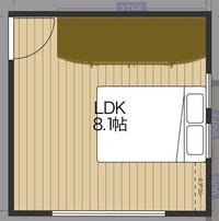 風水的な寝室ベッドの配置について。  夫婦の寝室です。 現在画像の位置にダブルベッドを配置していますが、頭の上に窓があり、窓の外はちょうど隣の家の玄関があるため深夜早朝の音が気にな り場所を変えたい...