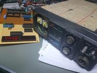 144MHzの無線機が出てきたので改良したいのですが、周波数はPLLでダイオードを 組まないと目的の周波数は出ないので、16進コードと144.48のデジタル表示を計画していますが PICマイコンはノイズを抑えるため2.5MHzで動かそうかなと思いますが、受信にスノーノイズ のようなものは出るでしょうか