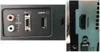 TOSHIBAの一体型PC「dynabook Qosmio D710」をモニターとして使いたいです。 Windows7のサポート終了に伴い、新しくHP社のタワー型 「6DW24AA-AABY デスクトップパソコン Slim Desktop 290-p0109jp-OHB」 と安...