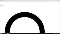 googleの画像検索がいきなりおかしくなりました。 検索結果が表示される前に、画面に大きな(半)円が表示されすぐに消えます。 同じような現象になった方いますか? とりあえず削除して再インストールしようと考えてますが…