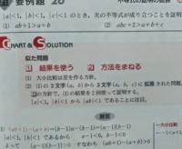 問題文の、例えば a <1って-1<a<1ということですか