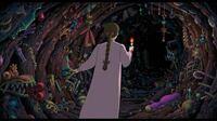 ハウルの動く城でこのシーンで流れてるBGMの名前何か分かる方いますか??