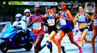 マラソン、ハーフパンツよりもブルマが良いですょね!