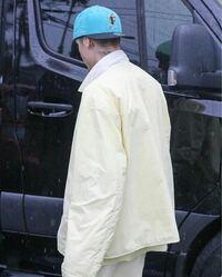ジャスティンビーバーがかぶっているニューエラのキャップですが、何のモデルかわかる方いますか