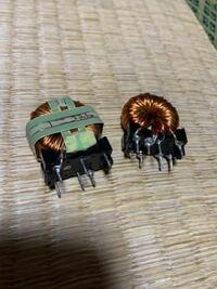 電子部品についてです。 この電子部品はなんて言うのですか? それともどのような役割を果たしているのか知りたです。 詳しい方よろしくお願いします。