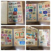 切手の値段を調べたいのですがいいサイトはないでしょうか。 祖母がなくなり遺品整理をしています。恐らく切手は祖父のものになるのですが、家族誰も切手に詳しい人がおらず売るのに困っています。 メルカリで売るために大体の売値の相場が知りたいと思っています。 よろしくお願い致します。 参考になるかわかりませんが、切手の写真を置いておきます。