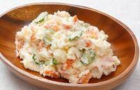 ポテトサラダ 定番の具以外なら何を入れたら美味しい?