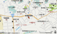 群馬県吾妻郡草津町と滋賀県草津市、どちらがメジャーですか? 進み具合は京都や大阪が近い滋賀県側だと思いますが、温泉で有名な群馬県側は如何ですか?