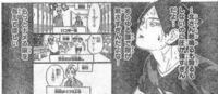 ハイキューの角名倫太郎が北信介について回想するこのシーンは何話ですか?