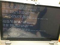 windows10 画面がこの状態になって勝手に永遠に読み込み(?)をしているのですが、解決法が分かる方いませんでしょうか?