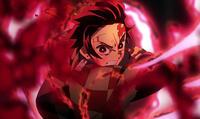 このシーンの炭治郎をコピックで模写したいんですが、肌の影の部分と周りの赤のようなピンクのような炎は何番を使えばいいですか??