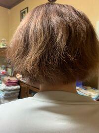 1枚目の髪を縮毛矯正するとショートヘアは出来るでしょうか?ショートヘアと縮毛矯正は相性が悪いと聞きますが、、 マッシュショートみたいな髪型にしたいです