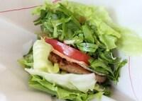 モスバーガー好きの人に訊きます。 レタスに包んだ「菜摘バーガー」って試した事ありますか?