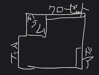 ベッドを置く位置に悩んでいます。 適当に部屋を書いてみました。 本当はドラムの位置に置きたいのですが、変えられません…… なので、ドアと窓の壁に沿って置くか、窓際に沿って置くかになり ます。 ドアとク...