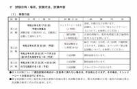 大阪市の事務行政の採用方法に適性試験 とありますが、SPI3ということでしょうか?詳しい方教えていただけると幸いです。