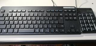 入力 できない 数字 キーボード