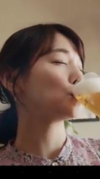 キリン一番搾りのCMでビールを飲んで幸せな石田ゆり子をどう思いますか?