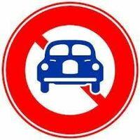 効果測定の問題で、、 この標識は普通自動車だけの通行を禁止している  とあるのですが、 普通自動車だけっていうところが引っかかります。  これは◯でしょうか