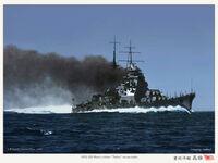 高雄型重巡洋艦が活躍した海戦は?