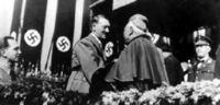 ヒトラーが夢見た世界はどのようなものだったのでしょうか? ローマ法皇と同じく神になろうとしたのでしょうか? ルシファの再来?いやキリストの再来だったのではないでしょうか? またヒトラーのような救世主は現れるのでしょうか?