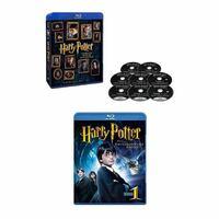 ハリーポッターのブルーレイを持っている方に 質問です。8filmブルーレイセットというものと、 単品のものとでは特典映像に違いはありますか? メイキングなどが好きなので、 特典映像が多い方を買いたいのですが…。 よろしくお願いします!