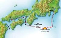 横須賀軍港で竣工した空母「信濃」は、激しくなる空襲を避け、残工事を完成させるため呉軍港に回航されることになります。 呉への航路は、潜水艦を警戒して昼間に沿岸を航行する案と、空襲を警戒して夜間に外洋を...