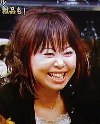 人志松本のすべらない話に出ていたこの女性は誰でしょうか?