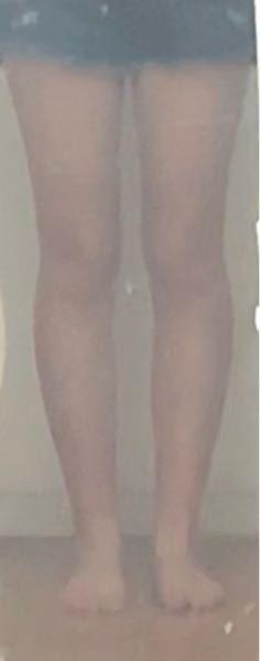 脚太いですかね…? これで外歩いてたらやばいですかね…? 足首あたりとふくらはぎの外側が痩せる方法が知りたいです。