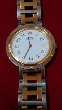 エルメスの腕時計があるのですが、商品名がわかりません。 エルメスに詳しい人は商品名を教えてください。