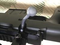 東京マルイ L96のボルトハンドルの汚れは取ることは出来ますか? 出来るのならばやり方など教えてください!