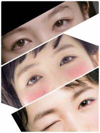 この方って眉毛脱色してますか? 自眉に眉マスカラを塗ってますか? こんな感じの自然な眉毛になりたいです。