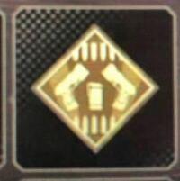 apex legendsのこのバッチの名前がわかりません。 持ってる方教えてください。 自分のバッチ欄のところにはありませんでした
